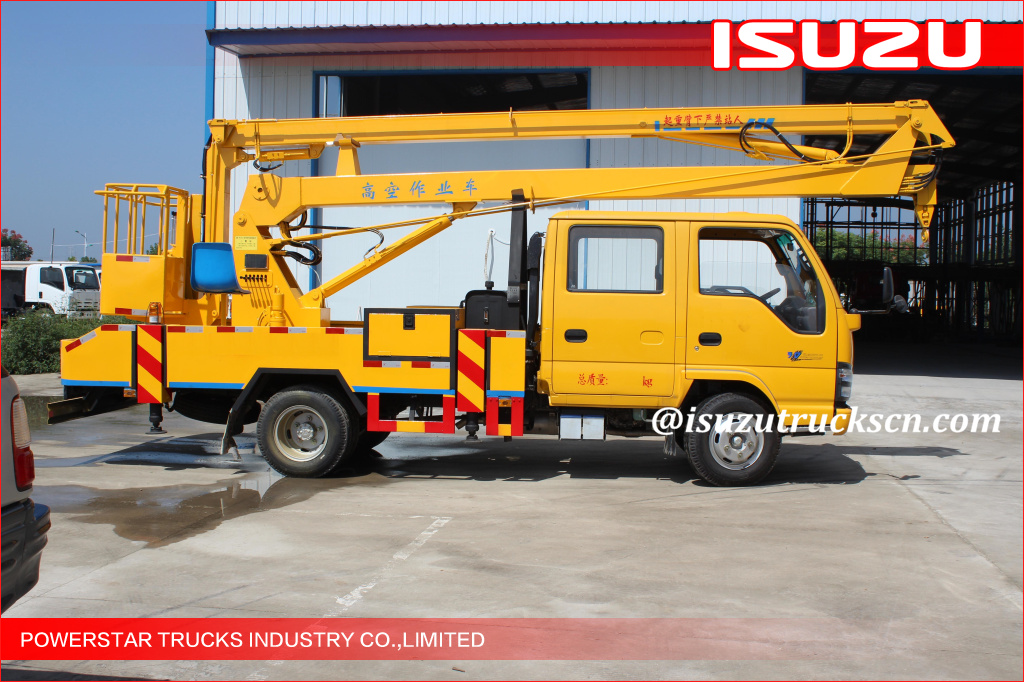 Isuzu high quality 23.2m Aerial Working Platform