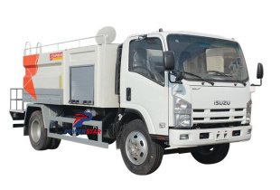 Isuzu Water Jetting high pressure truck for sale