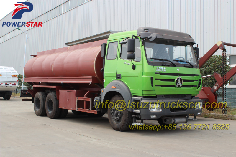 Fuel/oil Tanker Truck Beiben (20,000 Liters) pictures