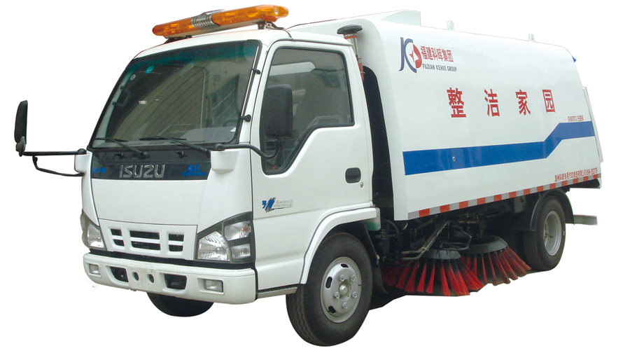 Powerstar brand Environment sweeper truck for sale