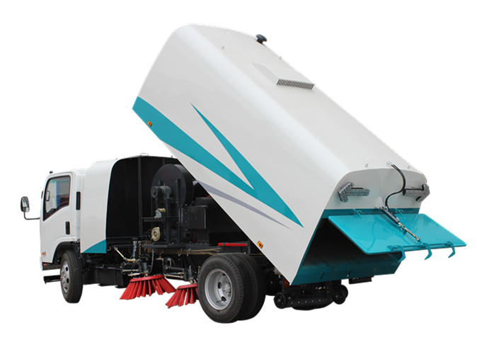 sweeper vacuum road cleaner manufacturer Powerstar brand