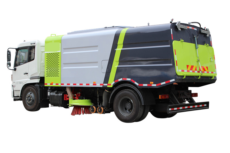 Philippines Street cleaning equipment Japan Isuzu Road Sweeping Vehicle