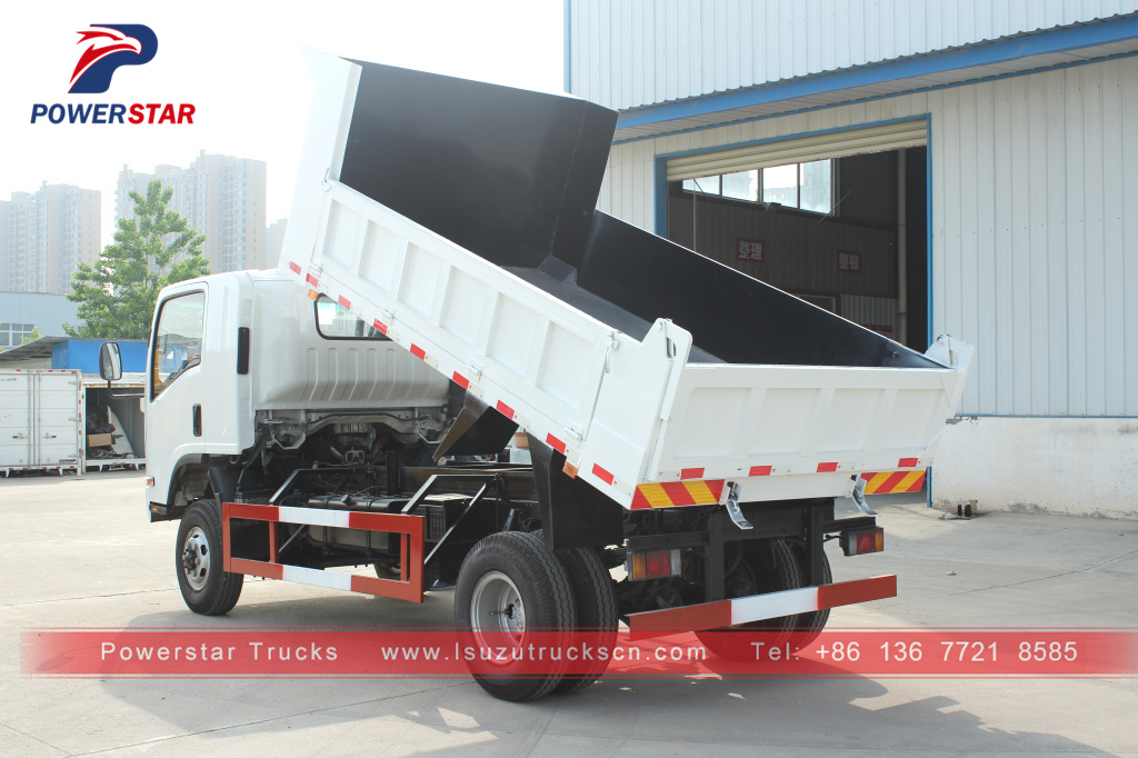 ISUZU Brand new NPR/ELF/700P 4x4 all wheeler drive dump tipper trucks