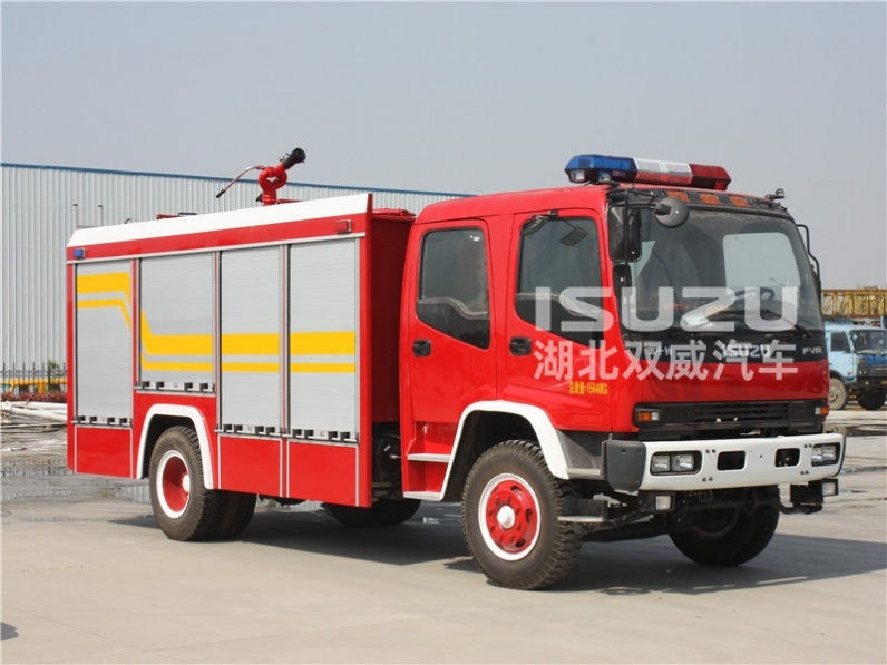 4x2 fire fighting truck brand new fire truck