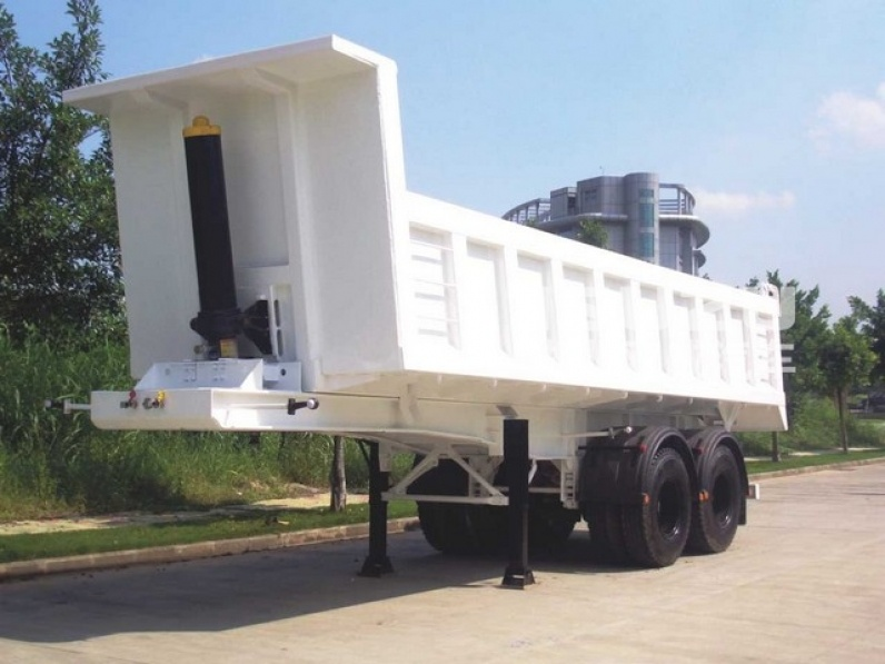 Quality china Dump Truck Trailers