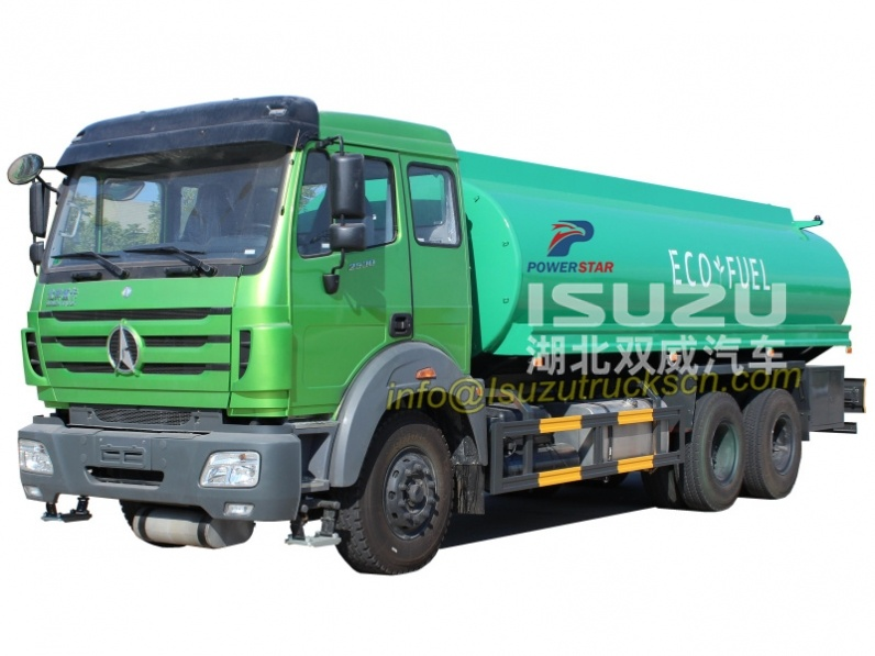 beiben Fuel Tank Truck Excellent Quality for Africa Market