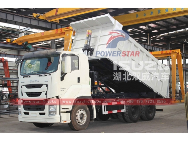 Brand new ISUZU GIGA 380HP 6X4 Construction Mine Tipper/Dump Truck