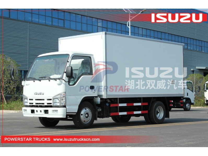 Isuzu COLD CHAIN TRANSPORT TRUCK for sale