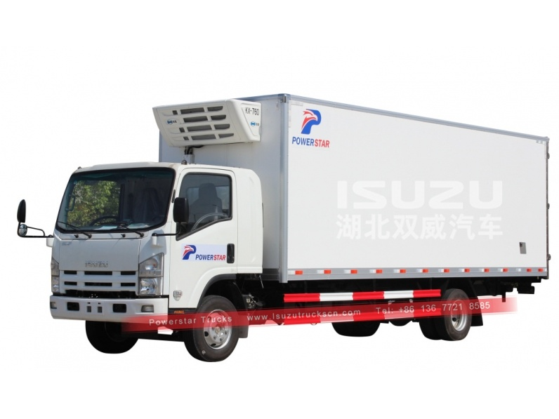 ISUZU REEFER TRUCKS FOR SALE