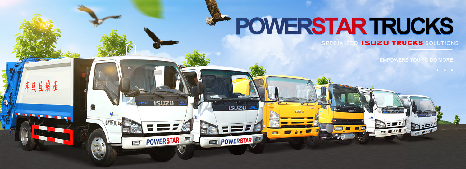 POWERSTAR TRUCKS website